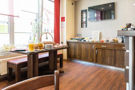 Hotel Hessischer Hof Kirchhain - Buffet Frühstück