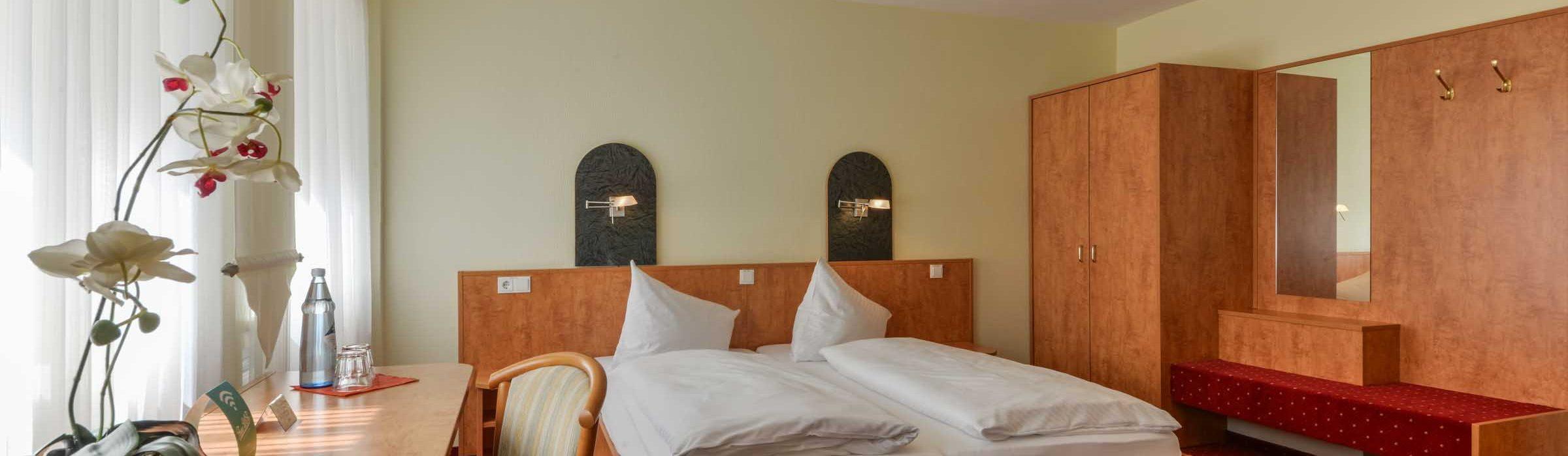 Hotel Hessischer Hof Kirchhain - Doppelzimmer