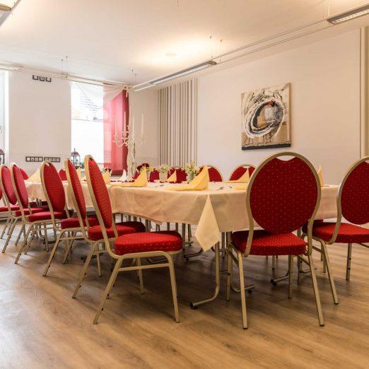 Hotel Hessischer Hof Kirchhain - Feiern kleine Gesellschaft