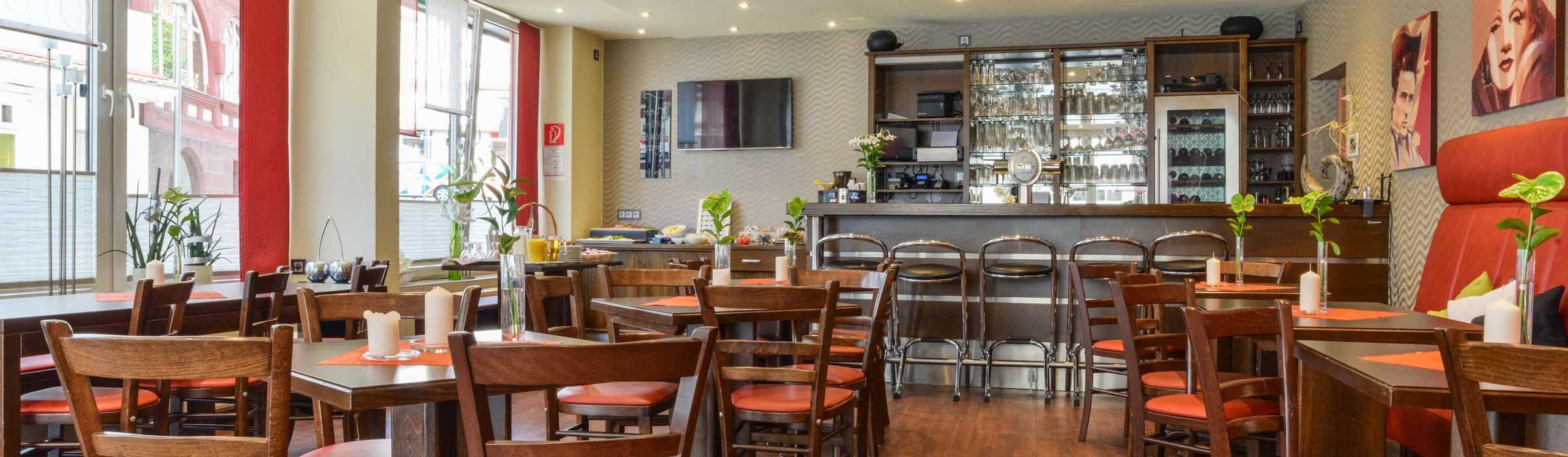 Hotel Hessischer Hof Kirchhain - Bistro Restaurant